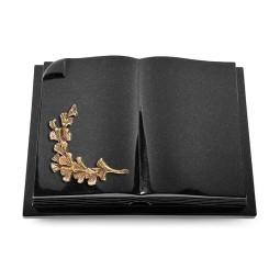 Livre Auris/Indisch-Black Gingozweig 1 (Bronze)