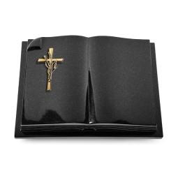 Livre Auris/Indisch-Black Kreuz 2 (Bronze)