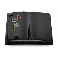 Livre Auris/Indisch-Black Rose 3 (Color)