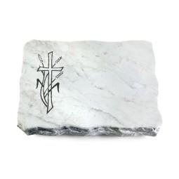 Omega Marmor/Pure Kreuz 4