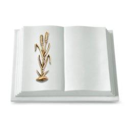 Livre Pagina/ Indisch-Black Ähren 2 (Bronze)