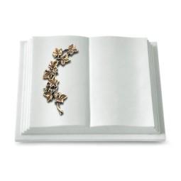 Livre Pagina/ Indisch-Black Efeu (Bronze)