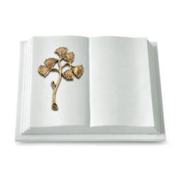 Livre Pagina/ Indisch-Black Gingozweig 1 (Bronze)
