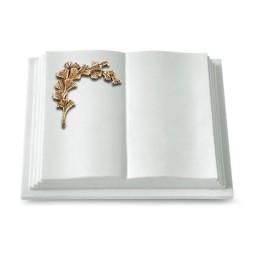 Livre Pagina/ Indisch-Black Gingozweig 2 (Bronze)
