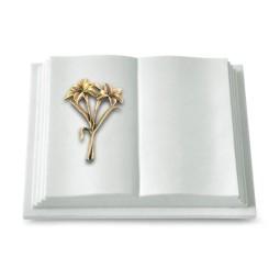 Livre Pagina/ Indisch-Black Lilie (Bronze)
