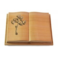 Livre Podest Folia/Woodland Efeu (Bronze)