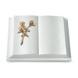Livre Pagina/ Indisch-Black Rose 10 (Bronze)