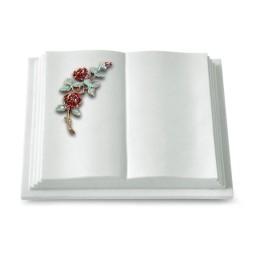 Livre Pagina/ Indisch-Black Rose 3 (Color)
