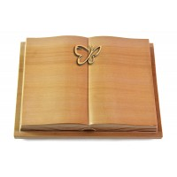 Livre Podest Folia/Woodland Lilie (Bronze)