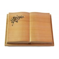 Livre Podest Folia/Woodland Taube (Bronze)