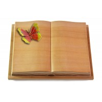 Livre Podest Folia/Woodland Papillon 1 (Color)