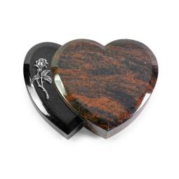 Amoureux/Aruba Rose 2 (Alu)