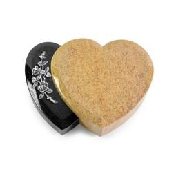Amoureux/Aruba-Black Rose 5 (Alu)