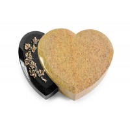 Amoureux/Aruba-Black Efeu (Bronze)