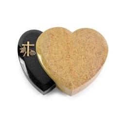 Amoureux/Aruba-Black Kreuz 1 (Bronze)
