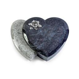 Amoureux/Kashmir-Black Rose 4 (Alu)