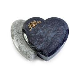 Amoureux/Kashmir-Black Rose 1 (Bronze)