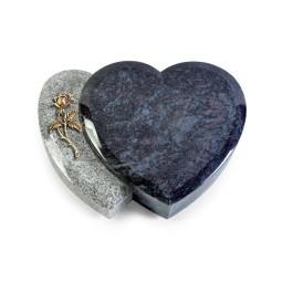Amoureux/Kashmir-Black Rose 2 (Bronze)