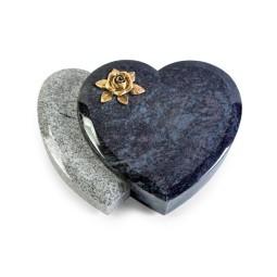 Amoureux/Kashmir-Black Rose 4 (Bronze)