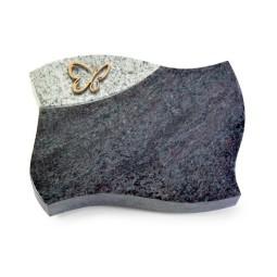Firenze/Aruba-Black Papillon (Bronze)