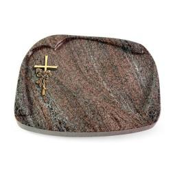 Papyros/Paradiso Kreuz/Ähren (Bronze)