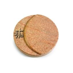 Lua/Indisch Black Kreuz 1 (Bronze)