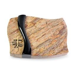 Samba/Aruba-Black Kreuz 1 (Bronze)