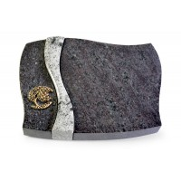Samba/Kashmir-Black Baum 1 (Bronze)