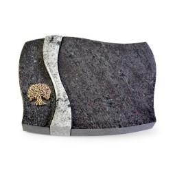 Samba/Kashmir-Black Baum 3 (Bronze)