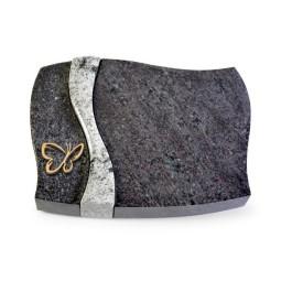 Samba/Kashmir-Black Papillon (Bronze)
