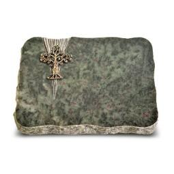 Tropical Green Delta Baum 2 (Bronze)