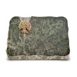 Tropical Green Delta Baum 3 (Bronze)