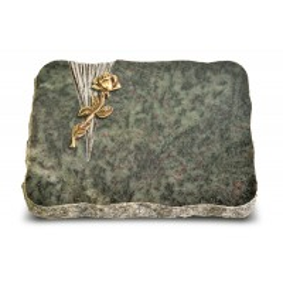 Tropical Green Delta Rose 7 (Bronze)