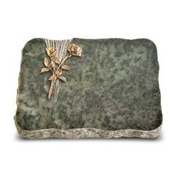Tropical Green Delta Rose 10 (Bronze)