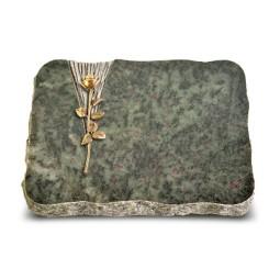 Tropical Green Delta Rose 12 (Bronze)