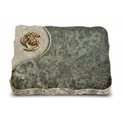 Tropical Green Folio Baum 1 (Bronze)