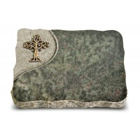 Tropical Green Folio Baum 2 (Bronze)