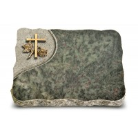 Tropical Green Folio Kreuz 1 (Bronze)