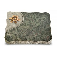 Tropical Green Folio Rose 4 (Bronze)
