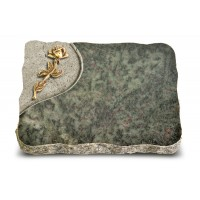 Tropical Green Folio Rose 7 (Bronze)
