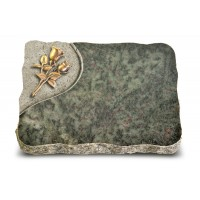 Tropical Green Folio Rose 11 (Bronze)