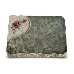 Tropical Green Folio Rose 1 (Color)