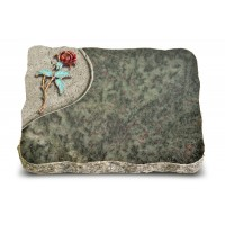 Tropical Green Folio Rose 2 (Color)