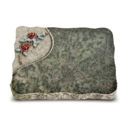 Tropical Green Folio Rose 3 (Color)