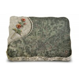 Tropical Green Folio Rose 6 (Color)