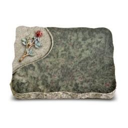 Tropical Green Folio Rose 7 (Color)