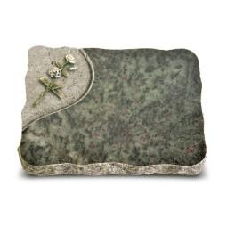 Tropical Green Folio Rose 8 (Color)