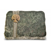 Tropical Green Strikt Baum 3 (Bronze)