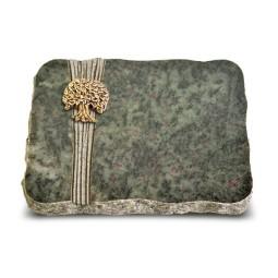 Tropical Green Strikt Baum 3 (Bronze)