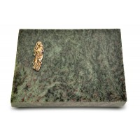 Grabtafel Tropical Green Pure Maria (Bronze)